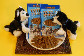 <b>Alaska</b> Wild Things <b>Pet</b> Treats - Free Shipping - Salmon <b>Pet</b> Treats