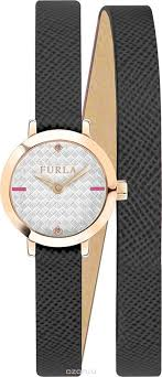 "<b>Часы наручные</b> женские <b>Furla</b> ""Vittoria"", цвет: темно-серый ..."