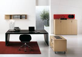 full size of desk alluring modern office desks black lacqur color wood mateial black acrilyc alluring gray office desk