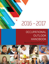occupational outlook handbook 2016 2017