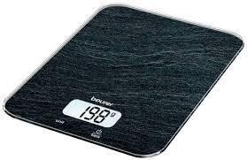 Купить Кухонные <b>весы Beurer KS 19</b> Slate в интернет-магазине ...