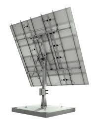 Tracker suiveur <b>solaire</b> 2 axes 15 <b>panneaux</b>