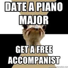 Cause I'm a music major, that's why on Pinterest | Choirs, Music ... via Relatably.com