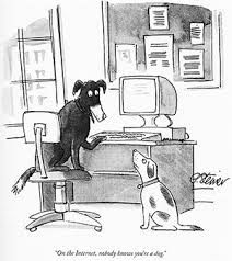 On the Internet, nobody knows <b>you're</b> a dog - Wikipedia