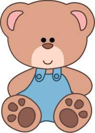 Image result for teddy bear clip art