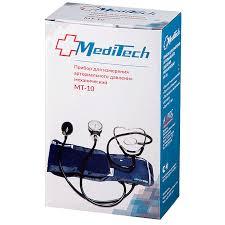 <b>Тонометр Meditech</b> МТ-<b>10</b> механический - цена 1078.00 руб ...