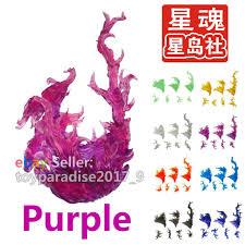 S.H.Figuarts <b>Tamashii EFFECT</b> BURNING <b>FLAME</b> Purple Figma ...