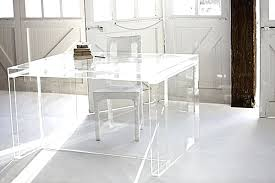 acrylic office chairs. Desk Clear Acrylic Office Accessories View In Gallery From Chairs