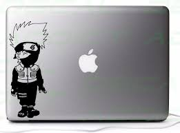 Naruto <b>Kakashi Hatake</b> Decal Sticker for Car/Laptop/Consoles/Mirror