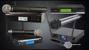 Hand-Held <b>Wireless Microphone Systems</b> Under $400 | Sam Ash ...