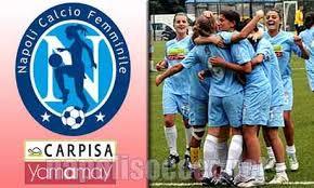 IL ROSA DEL CALCIO - Il Napoli Calcio Femminile affronta il <b>Pink</b> ...