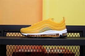 <b>2019 Simple</b> Nike WMNS Air Max 97 Mustard <b>Yellow</b> Release 2018 -