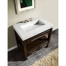 silkroad exclusive 36 inch carrara white marble stone top bathroom vanity photos bathroom vanity