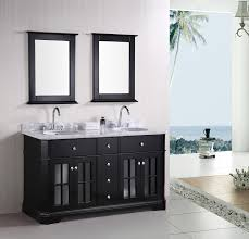 design basin bathroom sink vanities: chic idea bathroom double sinks sink vanity bowl mirrors for clogged and vanities dimensions tops countertops