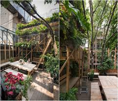 manada s timber prosthesis gives mexican tiny apartment more according to the architects the concept behind essay 4 spatial prosthesis was inspired by artificial prostheses that are designed to correct a damaged