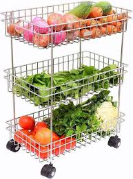 <b>Kitchen Trolleys</b> - Buy Serving Trolleys Online at Best Prices In India ...