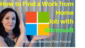 how to a work from home job microsoft video tutorial how to a work from home job microsoft video tutorial