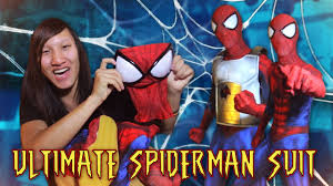<b>Ultimate Spider</b>-<b>Man Suit</b> Cosplay Review (Unboxing) - YouTube