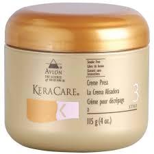<b>Крем для выпрямления</b> волос KeraCare Crème Press (115 г ...