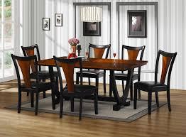 walnut cherry dining: cherry dining room table  with cherry dining room table