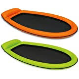 <b>Intex</b> 1 <b>Inflatable Giant Floating</b> Raft Mat for 3 People. for Swimming ...