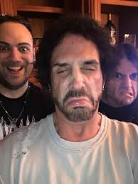 deen castronovo deenthedrummer s twitter profile twicopy r surman kyle in the house tryin to be grumpy not workin