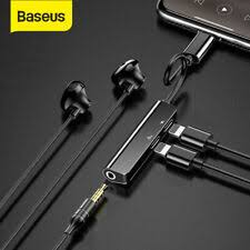 <b>BASEUS</b> Mobile Phone Audio Adapters for Apple