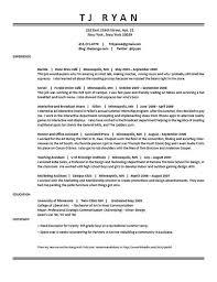 waitress resume job description waitress resume job description  example of resume waitress alex henley example waitress resume