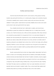 argumentative essay about healthy food  homework for you