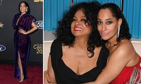 <b>Diana Ross</b> wept when she heard daughter Trace Ellis Ross' songs ...