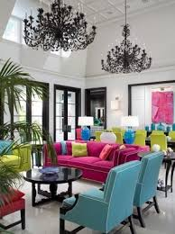 living room accenting your home with neon furniture this bold color choice is fab bold living room furniture