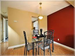 Dining Room Accent Furniture Dining Room With Painted Wall Image Pqsr Bedroom Ideas Wall