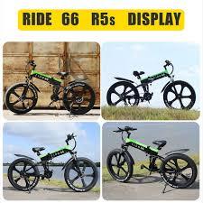 electric bike1000W Power <b>48V12</b>.<b>8AH</b> Snow Bicycle Oil Brake ...