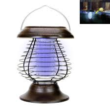 solar powered outdoor mosquito fly bug insect zapp cheap contemporary lighting