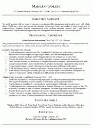 executive summary example resumehow to write a executive summary resume writing resume sample summary example resume