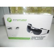 Отзывы о <b>Массажер для глаз</b> Fitstudio Eye Massager