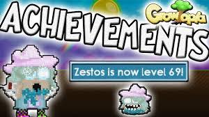 growtopia my achievements growtopia my achievements