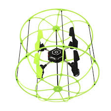 <b>Радиоуправляемый квадрокоптер SkyWalker Aerocraft</b> UFO 4CH ...