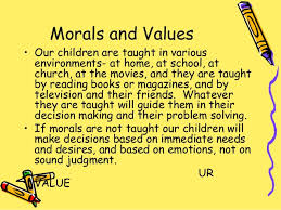 decline of moral values essay   role of youth in politics essay in    moral values essay  select hindi language essay on those values exist forty three percent of americans say the state of moral values in the united  decline