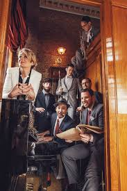 The <b>Hot Sardines</b> — Wikipédia
