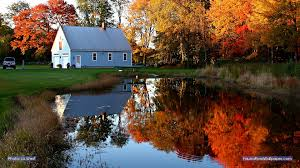 Image result for autumn in new england