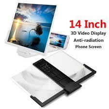 <b>14 Inch Mobile Phone</b> /F3 Mobile Phone Screen Display Amplifier ...