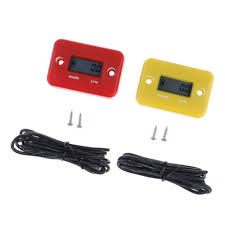 Timer Modules <b>Waterproof digital LCD</b> counter hour meter for ...