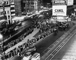 soup kitchens and breadlines pictures the great depression times square breadline the great depression soup kitchens breadlines new york city