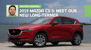 2019 <b>Mazda CX</b>-<b>5</b> Signature: Our Latest Long-Termer Goes Turbo