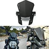 <b>Black Motorcycle Windshield Motorbike Windshield</b> Protector ...