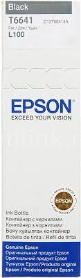 Купить <b>Картридж EPSON</b> T6641, <b>черный</b> в интернет-магазине ...