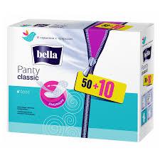 Ежедневные гигиенические <b>прокладки Bella Panty Classic</b> 50+10 ...