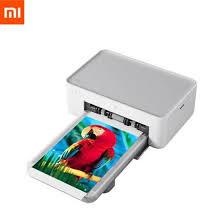 Оригинал <b>Xiaomi Mijia Photo Printer</b> Тепловая Сублимация Точно ...