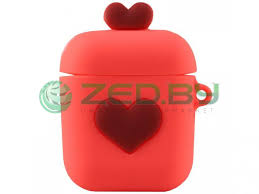 Аксессуар <b>Чехол Activ Soft Touch</b> Love для Apple AirPods 2 ...